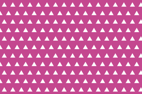 Triangles // Pantone 80-14 fabric by ivieclothco on Spoonflower - custom fabric