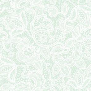 Lace // Pantone 142-1