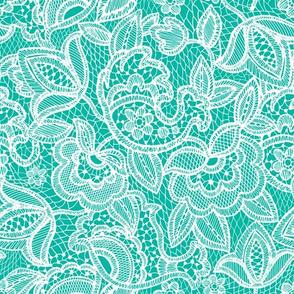 Lace // Pantone 130-6