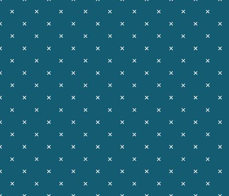 X // Pantone 120-16 fabric by ivieclothco on Spoonflower - custom fabric
