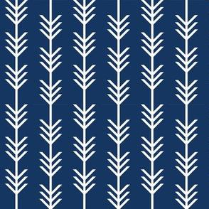 Arrow Stripes // Pantone 108-16