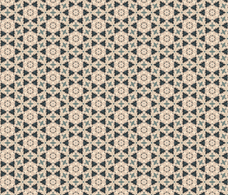 Victorian Baroque 2 fabric by hollywood_royalty on Spoonflower - custom fabric