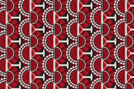 Speakeasy Special fabric by robyriker on Spoonflower - custom fabric