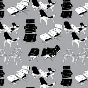 Take a Seat! - Grey