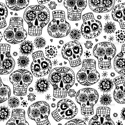 sugar skulls 1