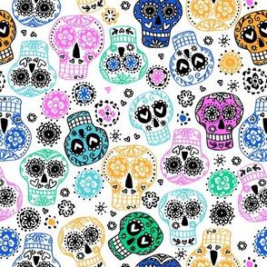 sugar skulls 3