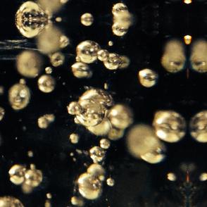 Through Glass Bubbles Darkly