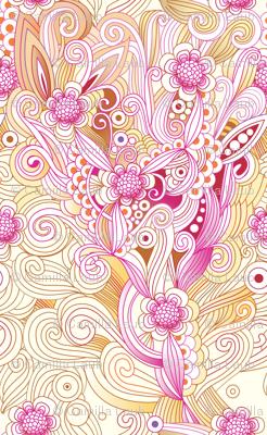 flowerfire pattern