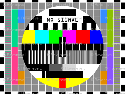 tv television test cards patterns rainbow multi colors colorful signals PM5544 PAL analogue retro tuning reception resolution antenna broadcast pop art media video  transmission