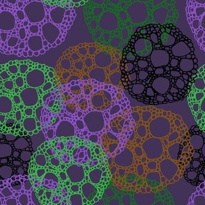 Microbe lace