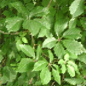 Grape_leaves_seamless_pattern