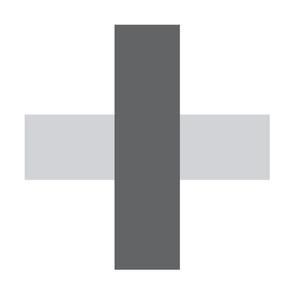 cross grey mod baby » plush + pillows // fat quarter