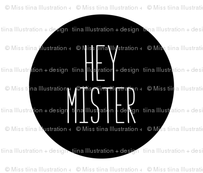 hey mister black mod baby » plush + pillows // fat quarter