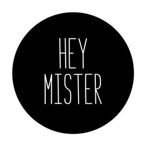 hey mister black mod baby » plush + pillows // fat quarter