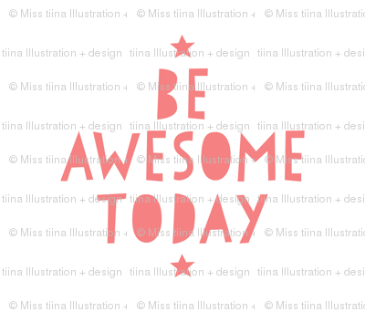 be awesome today coral mod baby » plush + pillows // fat quarter