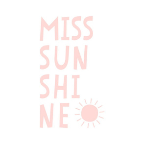 miss sunshine coral light mod baby » plush + pillows // fat quarter