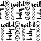 Wild Baby 2 // Cool Babies Collection