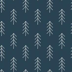 Wintertree Darkblue