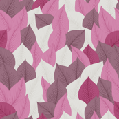 tree leaves in pink