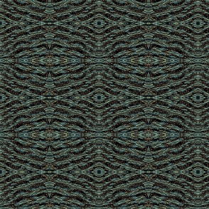 Tribal Storm Green
