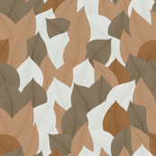 tree leaves in neutral