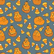 pumpkins gone batty