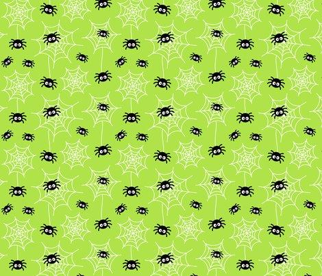 Halloweenwebbyspiders_limegreen_shop_preview