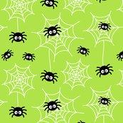 Halloweenwebbyspiders_limegreen_shop_thumb