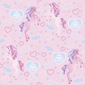 Unicorn Fantasy Pink