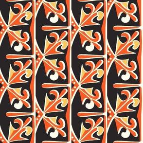 Ukrainian Leaf Motif