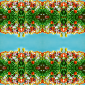 Multicolour_Tulips_Pattern