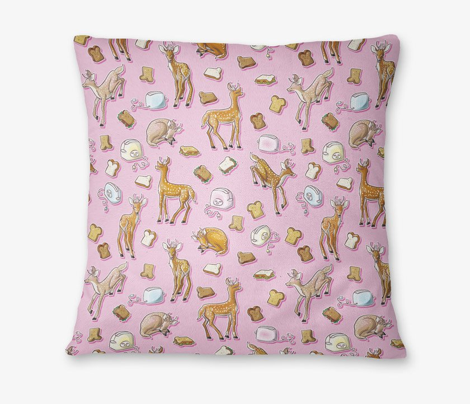 Deer & Toast Pink