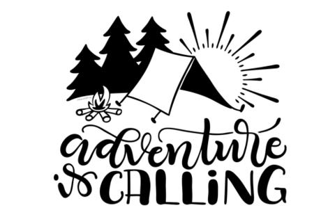 "Adventure is calling - (56x36"") 1 yard set up - Minky - Fleece - Organic cotton  fabric by howjoyful on Spoonflower - custom fabric"