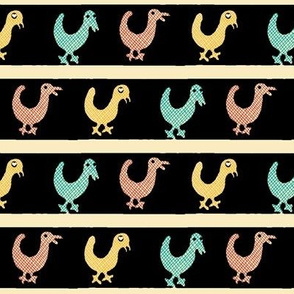 Small Folk Poultry Stripe