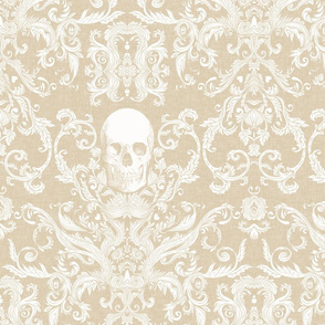 Dread Damask // Bisque