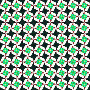 Spinning Squares