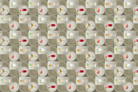 Giggle Water fabric by abearcub on Spoonflower - custom fabric