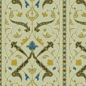 Serpentine Panel 1a