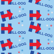 Hillary Clinton (Hill-dog)