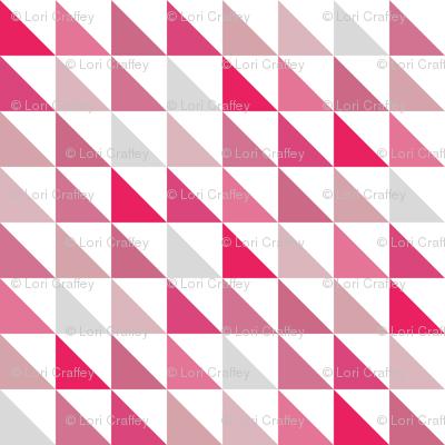 Angled Pink