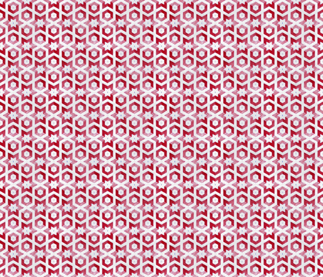 red five diva gets the plastic out fabric by scotty_es on Spoonflower - custom fabric