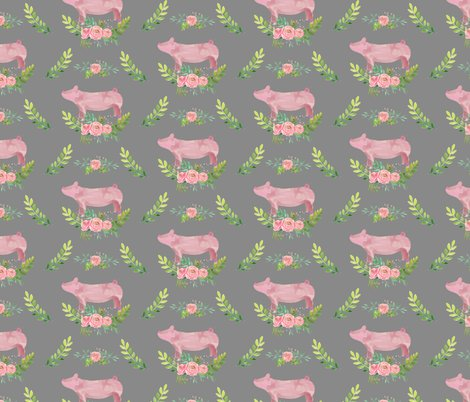 Show_pig_floral_pattern_shop_preview