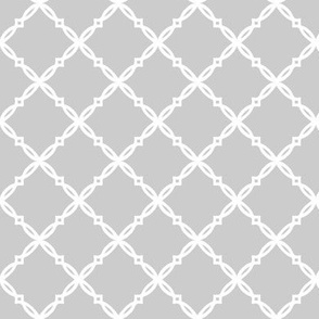 Alabama Grey Trellis