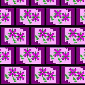 floral stamp