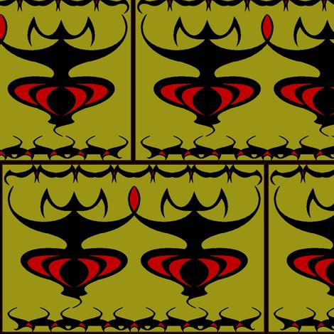 jesters fabric by wandadawndesigns on Spoonflower - custom fabric