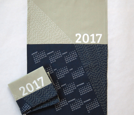 Light Refraction Calendar 2017