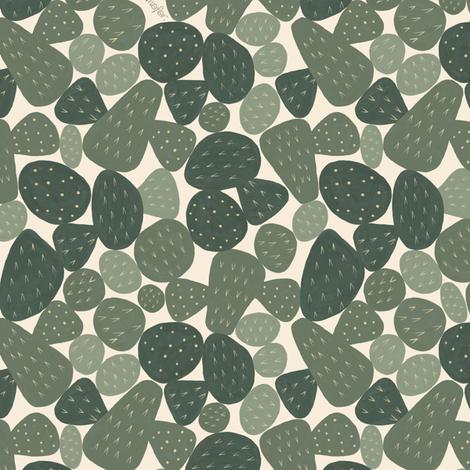 SABOTEN fabric by frumafar on Spoonflower - custom fabric