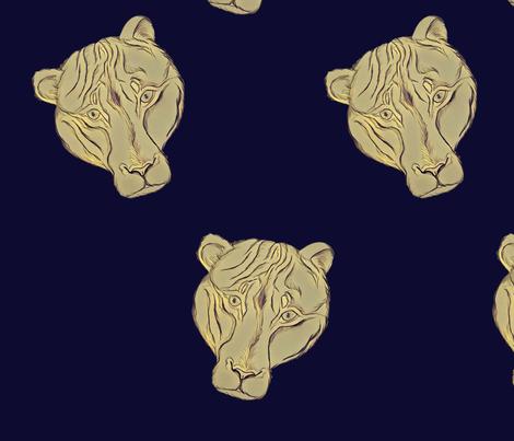 bear_print fabric by justbaileydesigns on Spoonflower - custom fabric