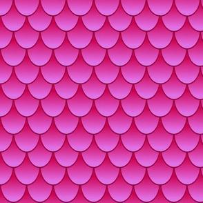 Mermaid/Dragon Scales - Pink