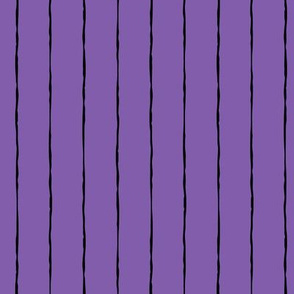 pinstripes black on purple » halloween